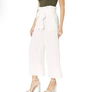 BlankNYC Belted Linen pants  NWT M